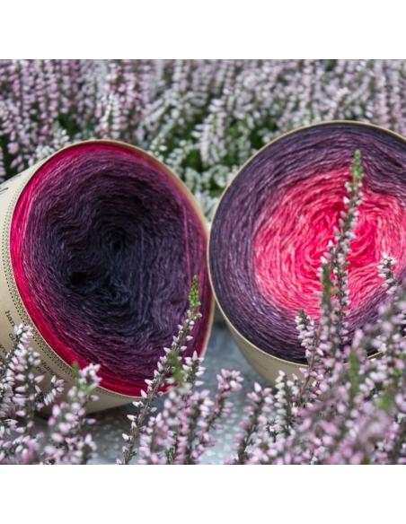 Hand-dyed gradient yarn Bilum Muruk