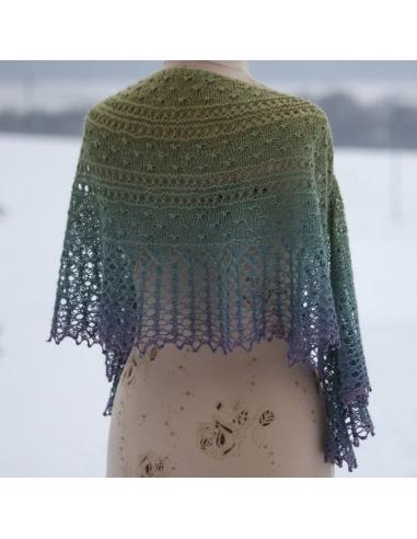 Oasis Hideaway (knitting pattern)