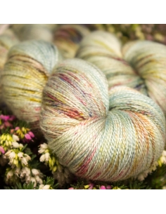 Nina Hand Dyed Yarns Lyra...