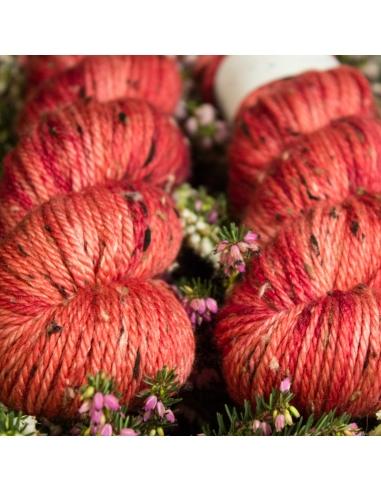 Nina Hand Dyed Yarns Donegal Aran in...