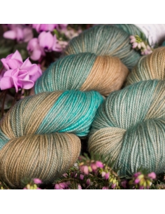 Nina Hand Dyed Yarns...