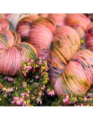 Nina Hand Dyed Yarns Twist Sock in...