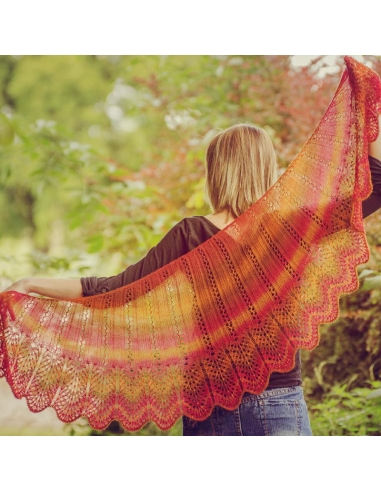 Caribbean Sunset (knitting pattern)