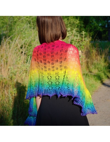 Rainbow (knitting pattern)
